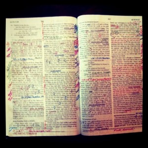 How I Chose My New Bible (1 of 2)