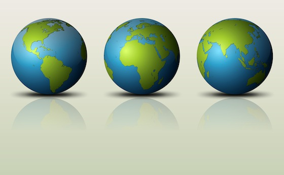 Blogging affords an opportunity to interact with a local community as well as a global community
