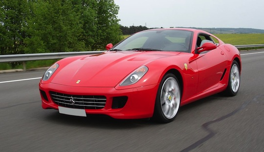 Abundantly more than we can imagine or think <> a new Ferrari