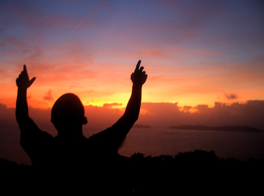 Do you worship a limitless God?