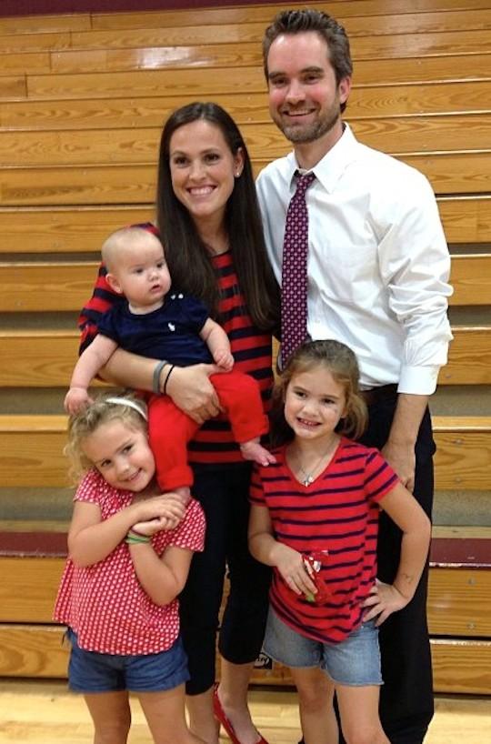 The Merrell Family