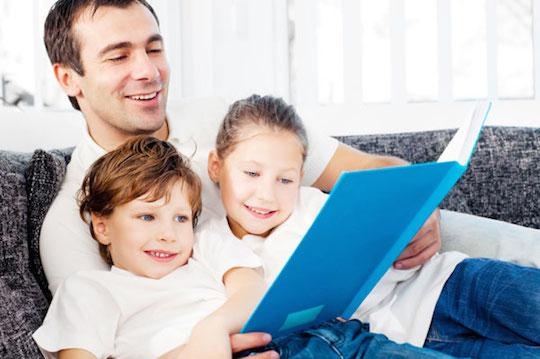 Parenting: Leveraging Literature for Spiritual Growth