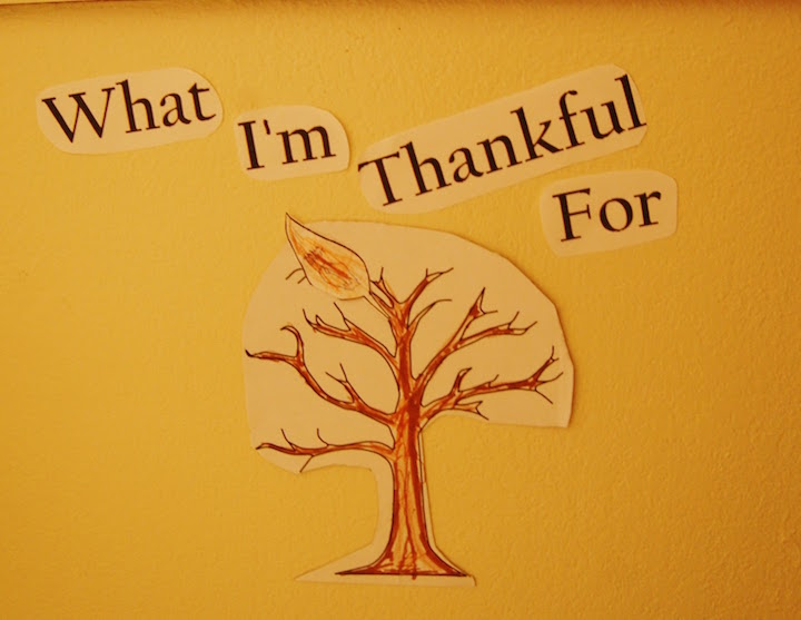 Is Thankful Still Meaningful?