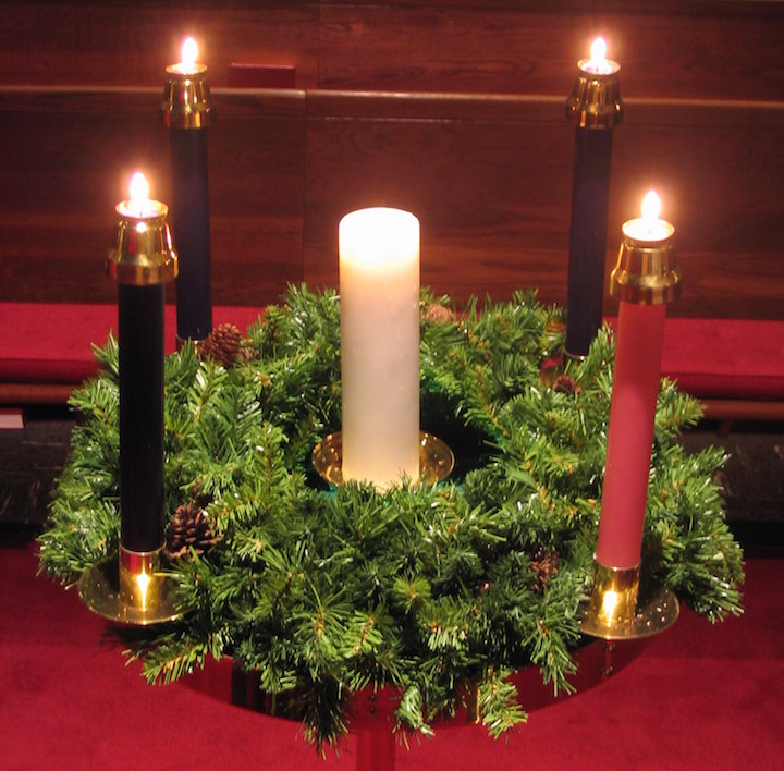 Learning to Love Advent